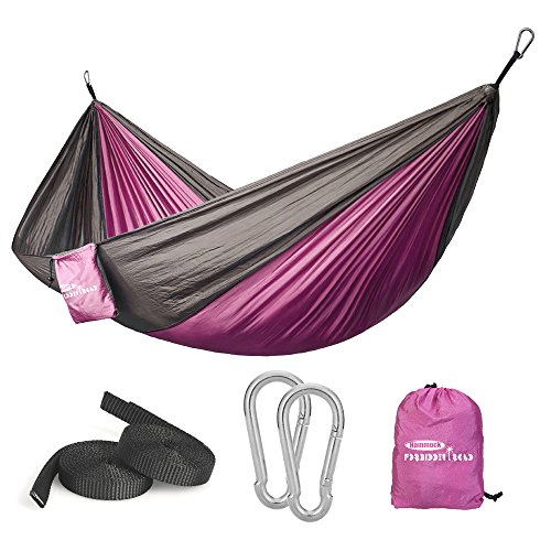 Trek Light Gear Double Camping Hammock With Hanging Kit