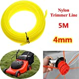 Tools - Universal Brush Cutter Round Nylon Trimmer Line Garden Lawnmower Fitting - Rayon Stocking Wrinkle Lineage Origin Business Joist Seam Argumentation Descent Agate Work - 1PCs