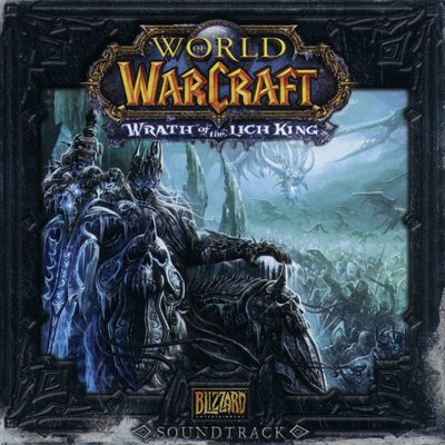 Price comparison product image World of Warcraft: Wrath of the Lich King Soundtrack