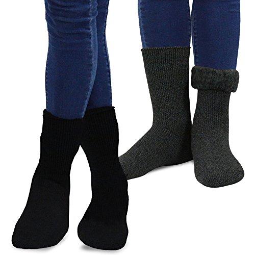 Two Pair Pack Sock - 5