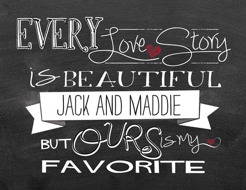 Personalized Light Box Insert - Every Love Story - Light Box Not Included - Measures 9 3/4