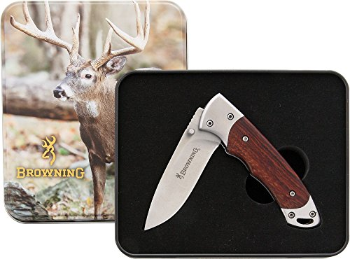 Browning Liner - Browning Whitetail Tin Knife