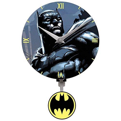 NJ Croce Batman Mini Motion Clock