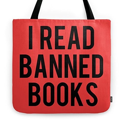 I Read Banned Books Tote Bag - 3