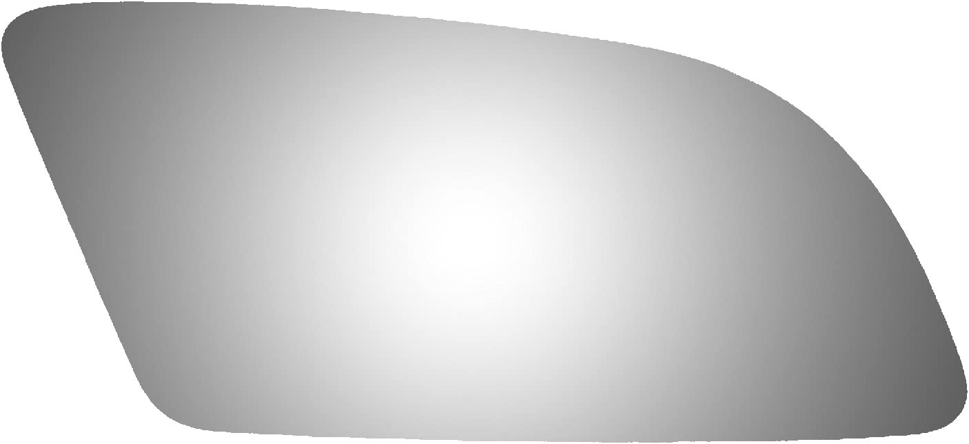 Burco 5673B Passenger Side Convex Replacement Mirror Glass for Chevy Volt