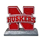 Nebraska Cornhuskers NCAA ''Husker'' College Mascot 14in Full Color Statue