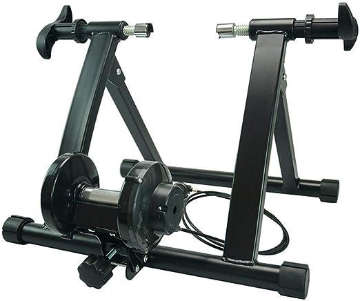 Rodillo Magnético Bicicleta de ejercicio Trainer cubierta con 7 ...