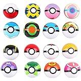 A set of 8 Pokemon Elf Balls