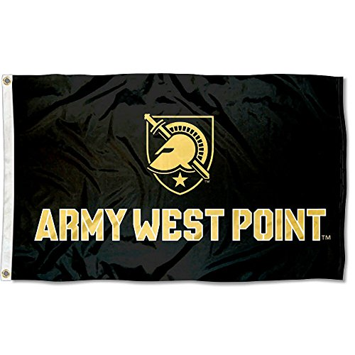 - Army Black Knights Athena Shield College Flag