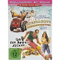 Celentano : Der gezähmte Widerspenstige / Gib dem Affen Zucker - 2 DVD Set
