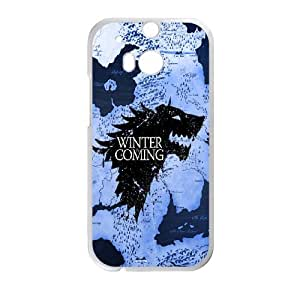 Cool Design Case For HTC One M8 Game of Thrones Phone Case