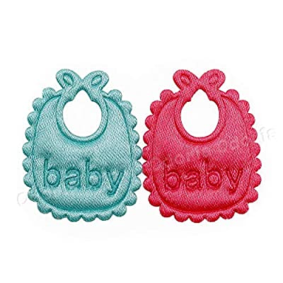 Odoria 1:12 Miniature Baby Bottles Bibs and Shampoo Dollhouse Decoration Accessories: Toys & Games