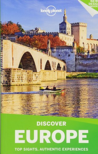 Discover Europe (Travel Guide)