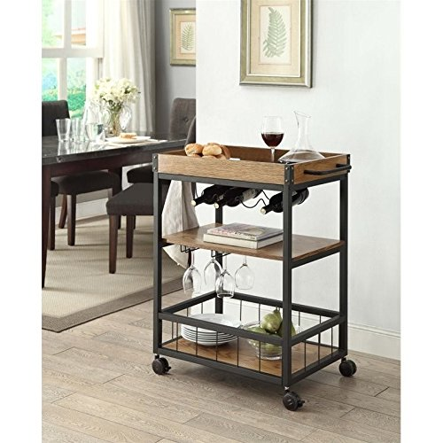 Linon Austin Kitchen Cart by Linon