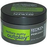 Redken Men Outplay Putty, 3.4-ounce