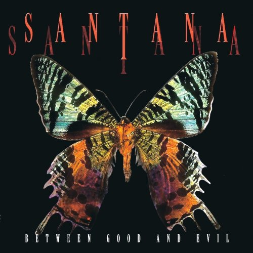 Santana - Between Good and Evil (CD)