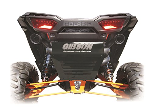 Gibson 98015 Black Ceramic Exhaust System for UTV ()