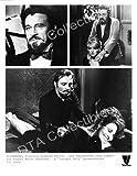 MOVIE PHOTO: BLUEBEARD-1972-RICHARD BURTON-RAQUEL WELCH-B&W-STILL FN