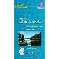Bikeline Radkarte Dahme-Seengebiet 1 : 75 000, wasserfest und reißfest, GPS-tauglich mit UTM-Netz