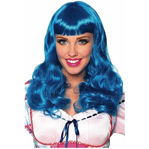 Katy Perry Blue Party Girl Wig