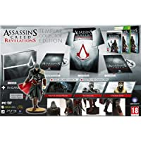 Ubisoft Assassin`s Creed: Revelations Templar Collector Edition, Xbox 360 Xbox 360 ITA vídeo - Juego (Xbox 360, Xbox 360, Acción, Modo multijugador, SO (Sólo Adultos))