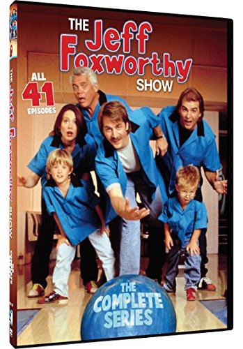 Jeff Foxworthy Show: The Complete Series (Best Shows On Crackle)
