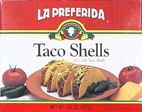 La Preferida Corn Taco Shells by La Preferida