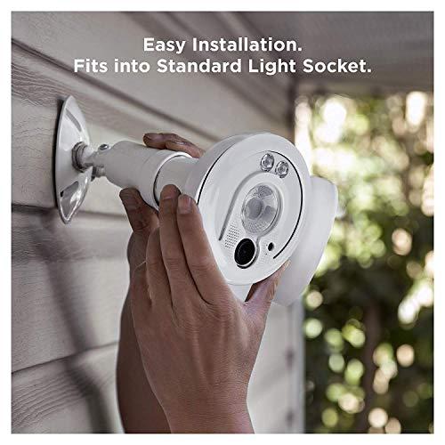 Sengled Light Bulb Camera Wifi Home Security System