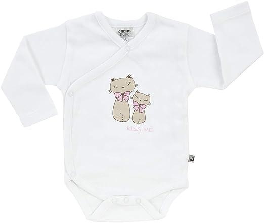 Jacky Interlock-wickelbody Basic Line Newborn Body Shaping, Blanco, Bebé Prematuro (Talla del Fabricante:) para Bebés: Amazon.es: Ropa y accesorios