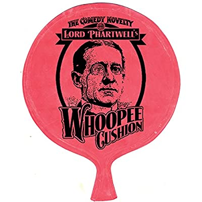 House of Marbles Whoopee Cushion: Toys & Games