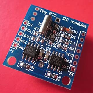 Arduino Tiny RTC I2C DS1307 AT24C32 24C32 memory Real Time Clock