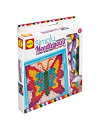 ALEX Toys Craft Simply Needlepoint - Butterfly BOBEBE Online Baby Store From New York to Miami and Los Angeles