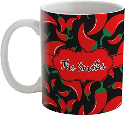 Chili Peppers Coffee Mug (Personalized)