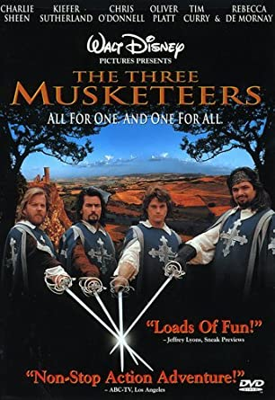 the three musketeers 2011 streaming online