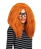 Myrtle Snow American Horror Story Curly Wig | Orange TV/Movie Wigs