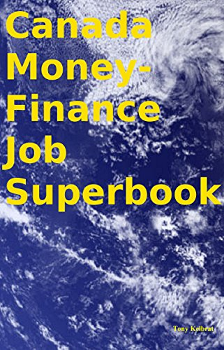 Canada Money-Finance Job Superbook
