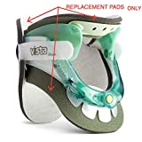 Replacement Pads - Aspen Vista Cervical Collar Neck Brace; Same Design and Thickness as The Pads on Aspen Vista When Made, Hypoallergenic, One-Size