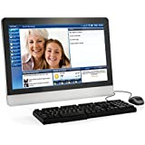 WOW! Computer for Seniors - Big 22-Inch Touch Screen – Large-Print Keyboard