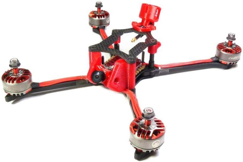 KINGDUO Maek-Bayoneta 230Mm Distancia Entre Ejes Drone RC FPV Carreras Marco Kit 6Mm Brazo