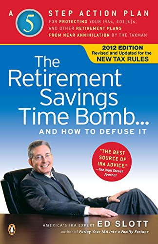 The Retirement Savings Time Bomb . . . and How to Defuse It: A Five-Step Action Plan for Protecting Your IRAs, 401(k) s, and Other Retirement Plans from Near Annihilation by the Taxman