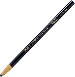 product image for General Peel & Sketch Charcoal Pencil Hard