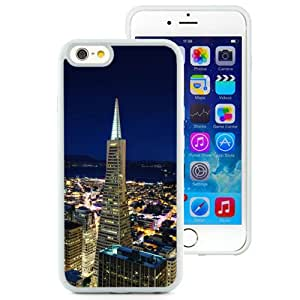 New Beautiful Custom Designed Cover Case For iPhone 6 4.7 Inch TPU With Night View Of The City2 (2) Phone Case