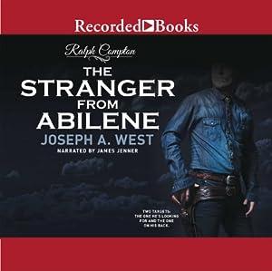 The Stranger from Abilene Audiobook