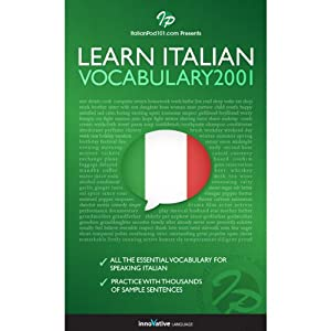Learn Italian - Word Power 2001 Audiobook
