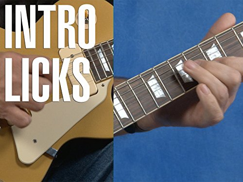 Blues Guitar 101: Intro Licks