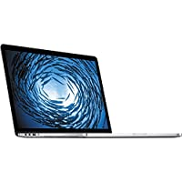 Apple Macbook PRO-15 LATE-2013 Laptop, Intel:I7-4750HQ/CI7, 2 GHz, 256 GB, Intel-IRISPRO5200/IGP, X/10.9-MAVERICKS, Aluminum, 15.4 (Certified Refurbished)