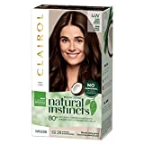 Clairol Natural Instincts Semi-Permanent, 4W Dark