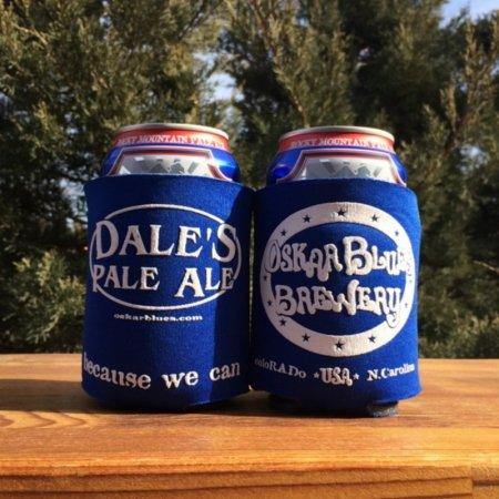 (Oskar Blues Brewery - Dale's Pale Ale Can Cooler - 1 Cooler)