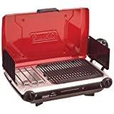 Coleman PerfectFlow Portable Camp Propane Grill/Stove+ [2000020925]