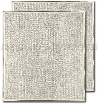 GE Aluminum Range Hood Filter - 11-3/4